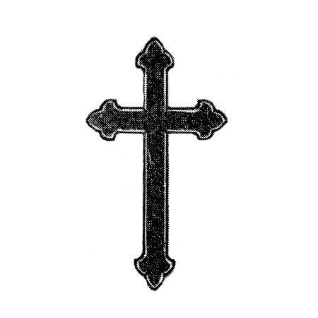 roman catholic cross tattoo cross catholic catholic saints and symbology