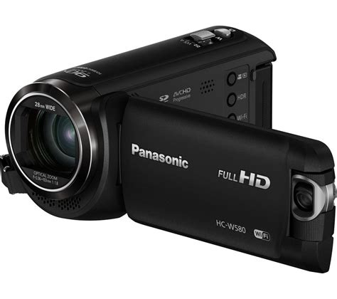 and camcorder buy panasonic hc w580eb k camcorder black free