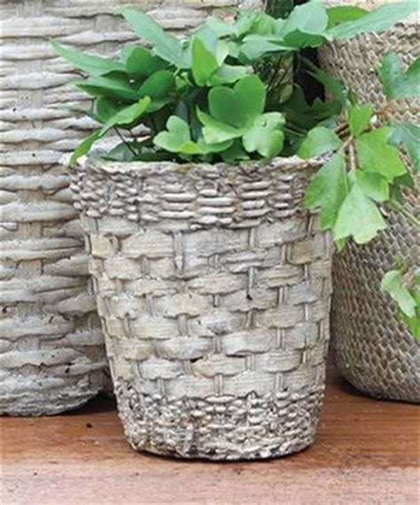 Cloth Planters by Cement Cloth Planters Search Garden
