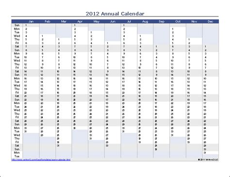 annual leave calendar template yearly calendar template for 2017 and beyond