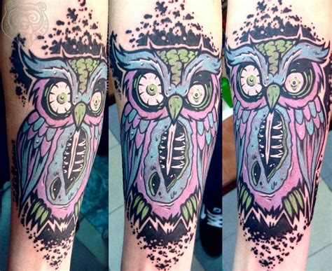 owl tattoo the walking dead 17 best images about owls on pinterest watercolors owl