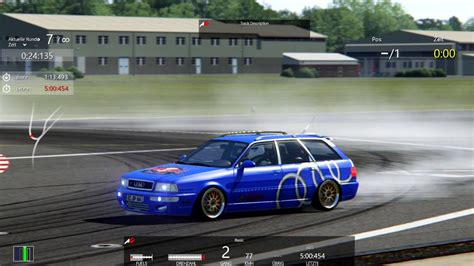 Audi Rs2 Tuning by Assetto Corsa Tuning Mod Preview Audi Rs2 Turbo Youtube
