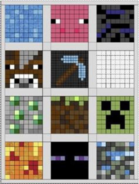 Minecraft Pillow Pattern by Minecraft Knitting On Minecraft Minecraft