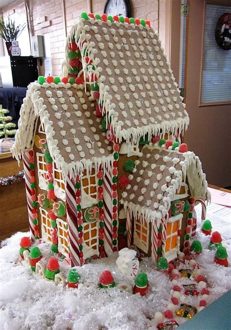 pattern for large gingerbread house 17 images about gingerbread house patterns on pinterest