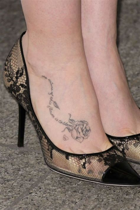 pictures of small tattoos on foot best 10 foot tattoos for ideas on foot