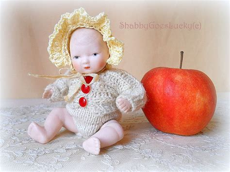 antique bisque baby doll replica 1000 images about antique and vintage dolls in my etsy