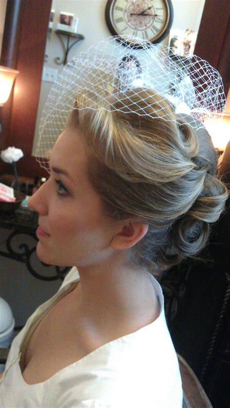 1000 images about wedding hair and veils on updo vintage updo and beehive