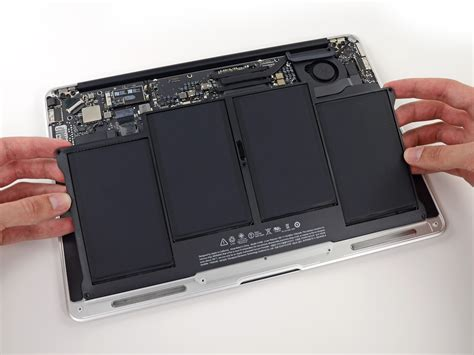 Macbook Air Early 2014 Bekas 13inch macbook air 13 quot early 2014 battery replacement ifixit