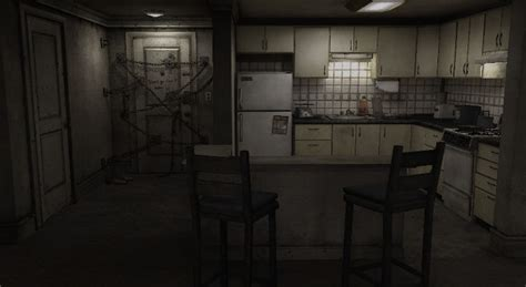 Silent Room by A Fond Remembrance For Silent Hill 4 The Room The