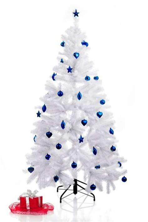 arboles de navidad blanco decoracion a continuacin te