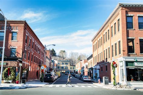 Great Barrington by Great Barrington Massachusetts Could You Live Here