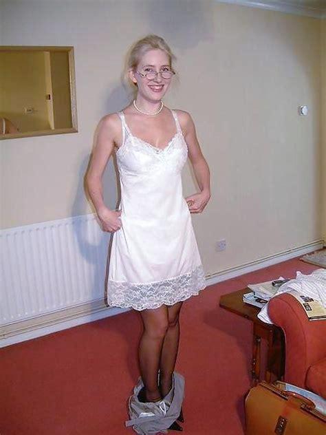 women wear nylon slips image nylon slips gt photo 64 full slip pinterest lingerie