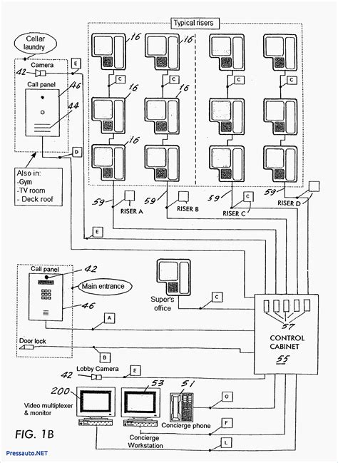 wiring diagram for door entry system image pressauto net