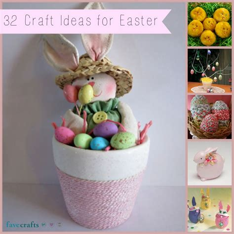 ideas for easter 32 craft ideas for easter favecrafts com