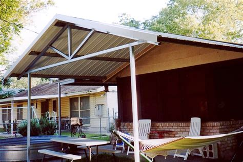 metal patio covers metalink tx