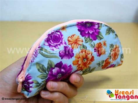 tutorial membuat dompet dari kain perca batik membuat dompet dari kain perca kreasi tangan