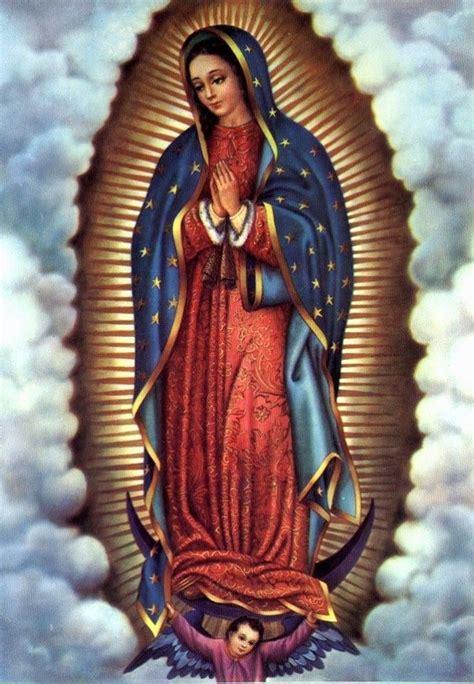 imagenes de la virgen de guadalupe navideñas la virgen de guadalupe