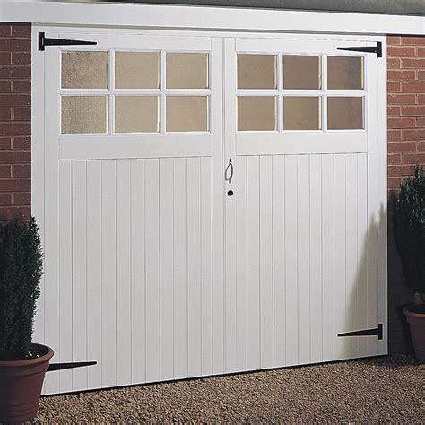 A 1 Garage Doors Garage Door Wood Glazed Glass Windows Side Hung Traditional Design Ebay
