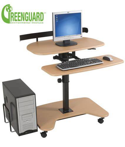 Ergonomic Desks Sit Stand Desks For Comfort Health Ergonomic Laptop Desk Portable Workstation