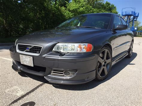 Volvo S60 Hp by Volvo S60 R 2006 Volvo S 60 R 300 Hp Turbo Awd Titanium