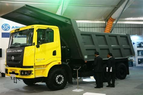 ashok industries ashok leyland sales down 6 to 10 897 units in august