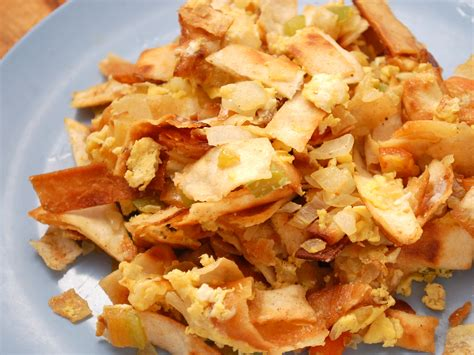 Cooking Board by How To Make Migas 10 Steps With Pictures Wikihow