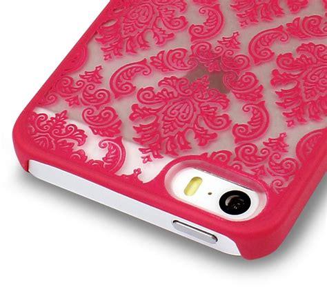 Op5022 Hardcase Damask Vintage Flower Pattern For Iphone 5 5s Kode Bi 8 damask vintage pattern rubber protector cover