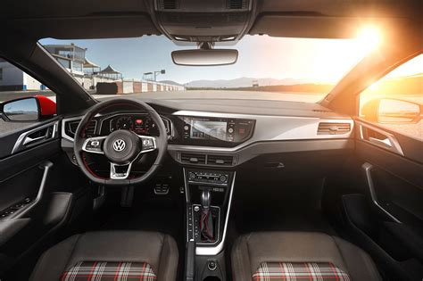 New Vw Polo Interior by Vw Polo 2018 In Pictures By Car Magazine