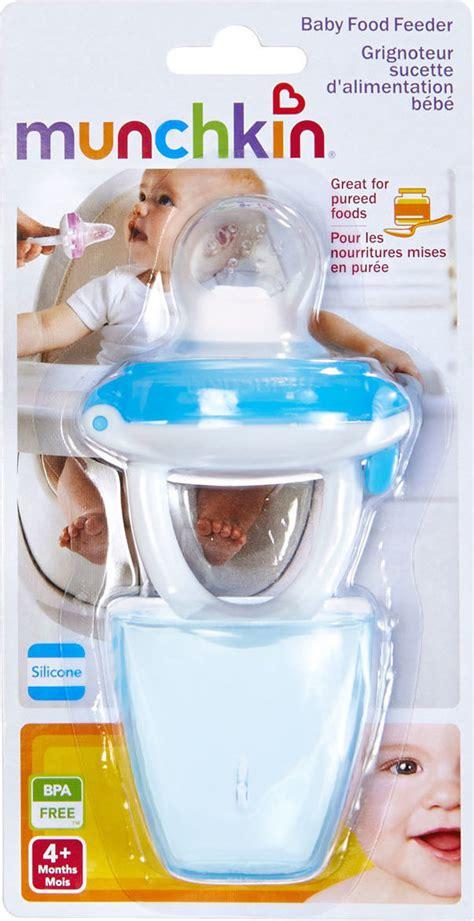 Munchkin Baby Food Feeder 4m T1310 1 munchkin baby food feeder blue 4m skroutz gr