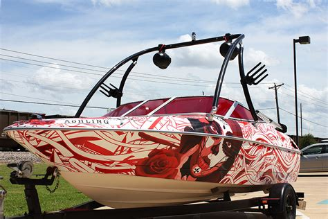 bayliner boat names edgy bayliner boat wrap zilla wraps