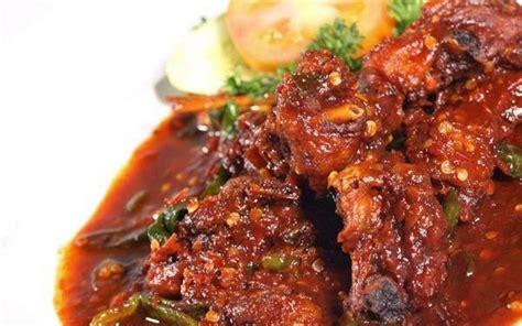 resep  membuat ayam rica rica cabe ijo enak dapur