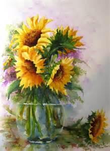 40 beautiful paintings of flowers bored art