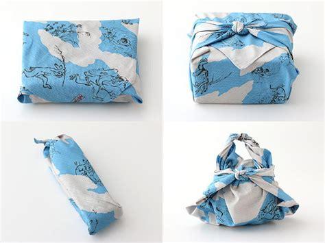 How to: Furoshiki (Japanese fabric wrapping) 1 Million Women