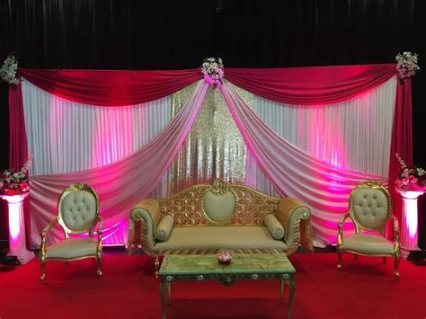 used wedding decorations for sale in india indian wedding stage