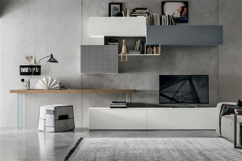 mobili a parete per soggiorno parete attrezzata a054 mobili soggiorno moderno