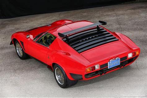 Lamborghini Svr Jota Svr The Lamborghini Miura The Definitive Is For Sale
