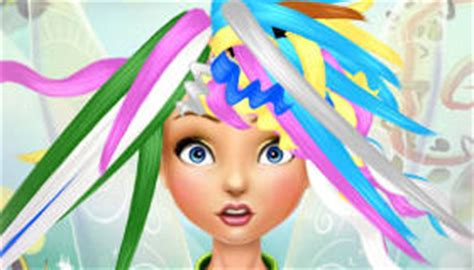 real haircut games tinkerbell pixie hollow real haircut game my games 4 girls