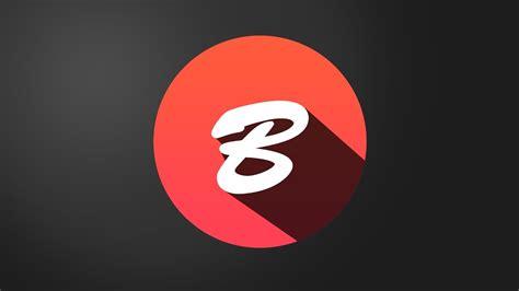 design logo photoshop youtube how to create logo flat shadow in photoshop cs6 alphabet