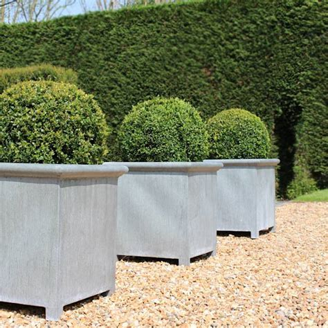 Oxford Planters by 10 Great Planters To Add New Garden Features Award