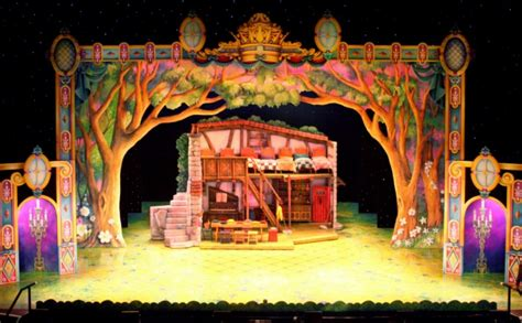 Home Design Show Birmingham by Snow White Amp The Seven Dwarfs At The Birmingham Hippodrome