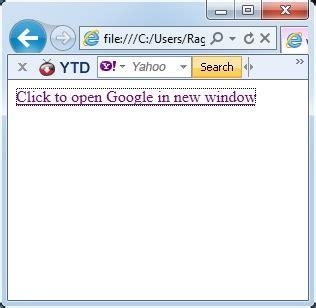 javascript tutorial open new window javascript href onclick open new window