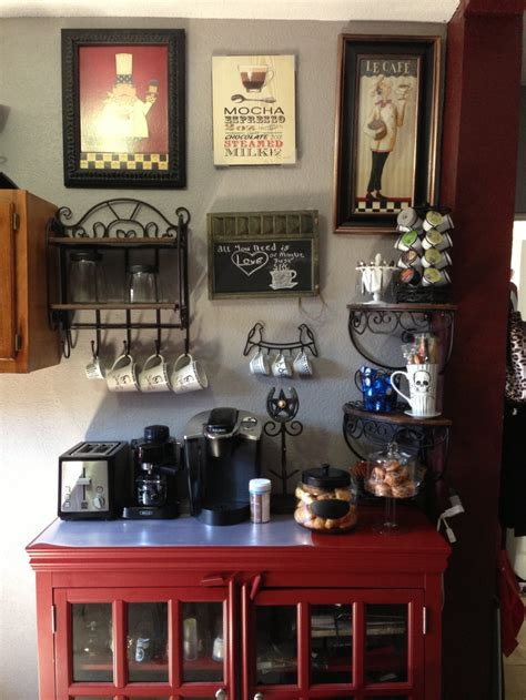 kitchen coffee bar ideas 35 coins caf 233 pour la maison coffee bar ideas coffee