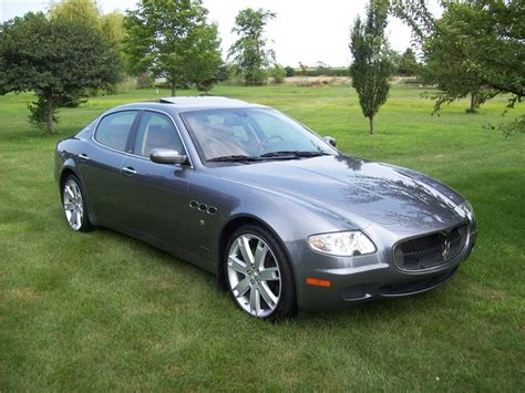 maserati 4 door sports car 2007 maserati quattro porte 4 door sedan sport gt 113054