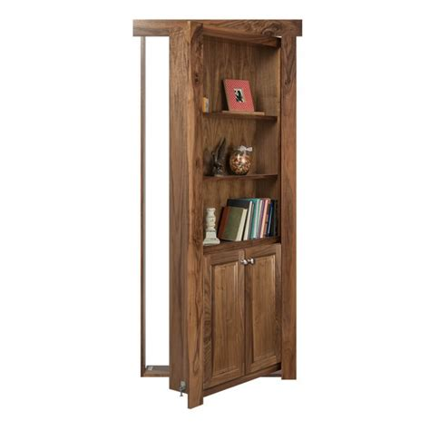 secret bookcase door plans hidden bookcase door plans hidden doors secret rooms and