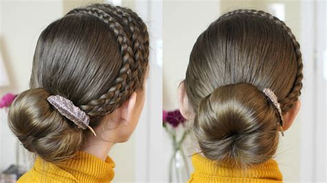Gymnast Hairstyles by 2 And Gymnastics Hairstyles Hairstyles