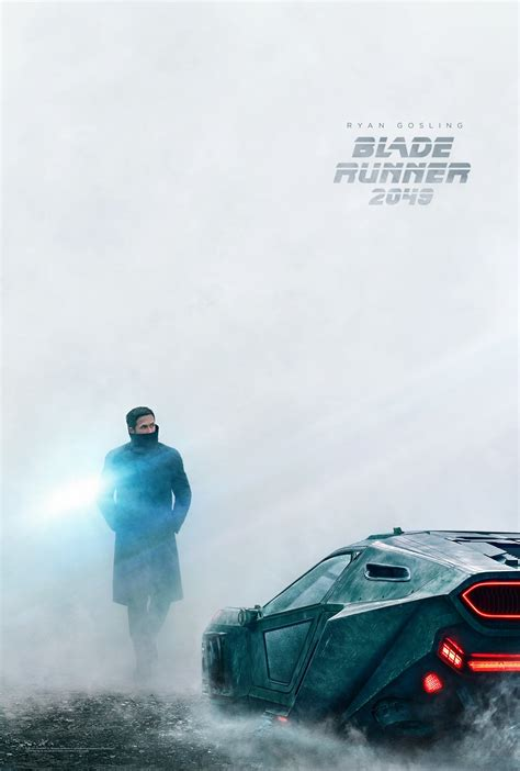 Blade Runner Also Search For New Posters For Blade Runner 2049 Featuring Harrison Ford Gosling