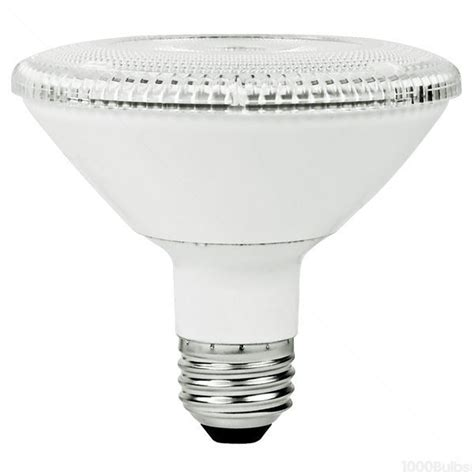par30 led flood light bulbs par30 neck led 2700k tcp led12p30sd27kfl