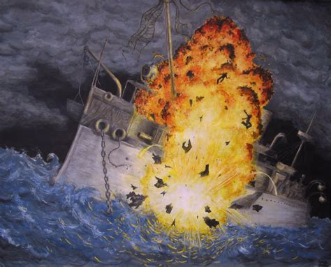 sinking of the uss maine the sinking of the uss maine by theendofgrey on deviantart