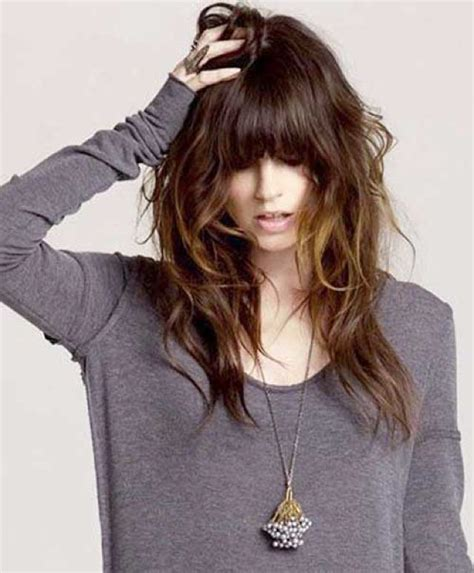 old time 70 shag hair cut 17 best ideas about long fringe hairstyles on pinterest