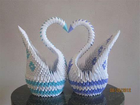 3d Origami Swan For Sale - 383 best images about everything origami on